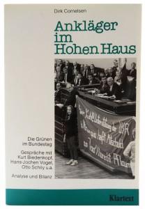 Titelbild, Dirk Cornelsen: Ankläger im Hohen Haus